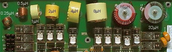 G3YNH info: Variable inductors used in HF antenna matching networks.